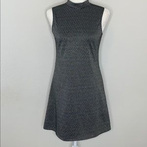 Love...Ady High Neck Shift Dress